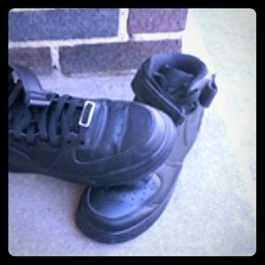 Air Force one female shoes